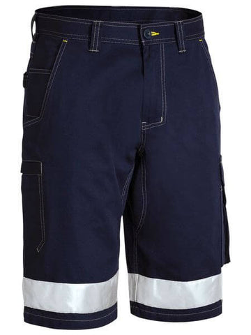 Bisley 3m Taped Cool Vented Lightweight Cargo Short-(BSHC1432T)