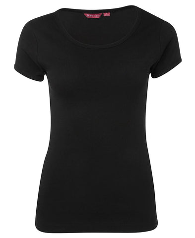JB's Ladies Scoop Neck Tee (1LSNT)