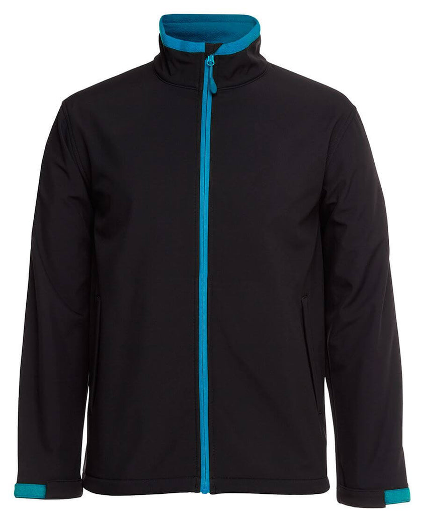 Jb's Adult's Podium Water Resistant Softshell Jacket (3WSJ)