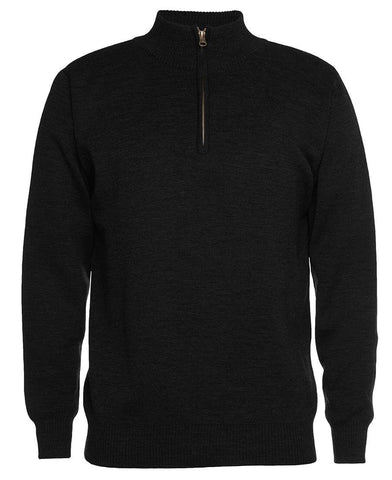 Jb's Men's Corporate 1/2 Zip Jumper (6JHZ)