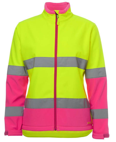 Jb's Ladies Hi Vis D+N Water Resistant Soft (6DWJ1)