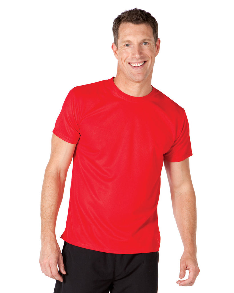 JB's  Podium New Fit Poly Tee(1st 12 Colors) (7PNFT)