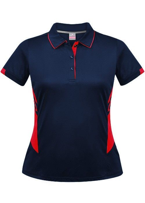 Aussie Pacific Lady Tasman Polo( 4th 8 colors)-(2311)