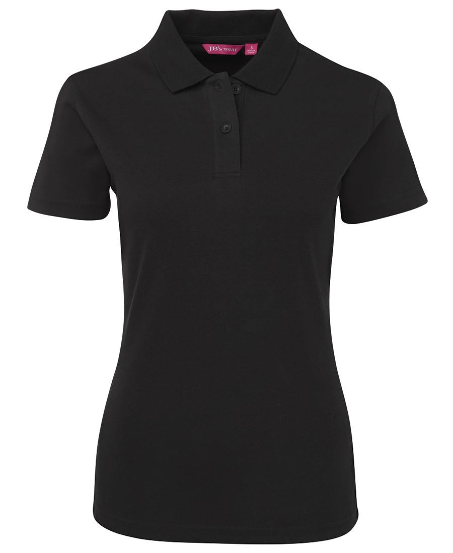 Jb's Ladies Interlock Polo (2LI)