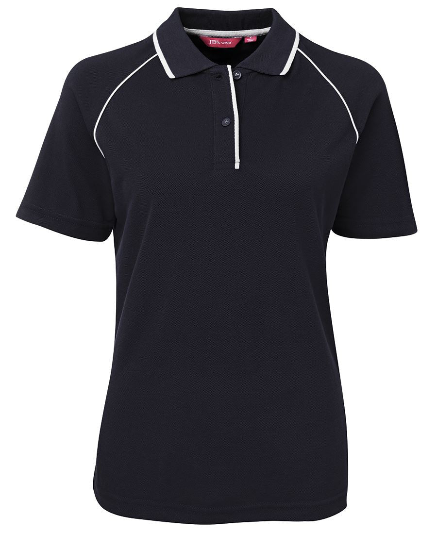 JB's Ladies Raglan Polo (2LRP)