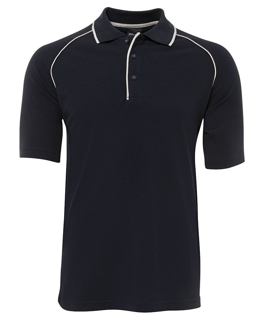 JB's Adults Raglan Polo (2MRP)