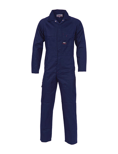 DNC Cotton Drill Coverall (3101)