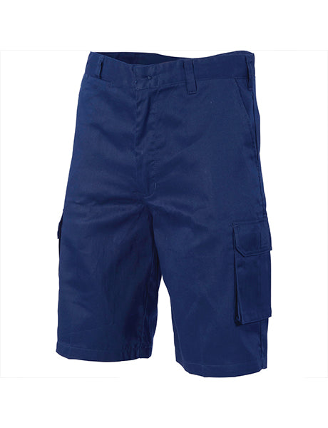 DNC Middleweight Cool-Breeze Cotton Cargo Shorts (3310)