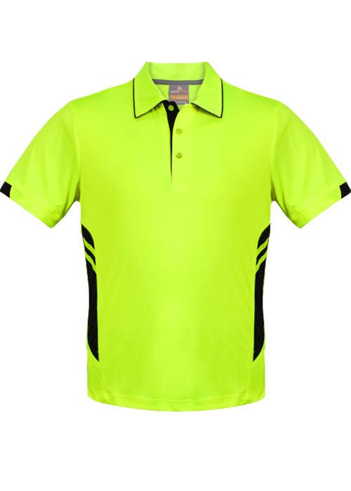 Aussie Pacific Kids Tasman Polo(2nd 13 colors)-(3311)