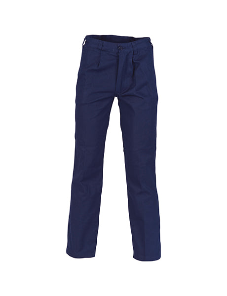 DNC Cotton Drill Work Trousers 1st (3 Colour) (3311)