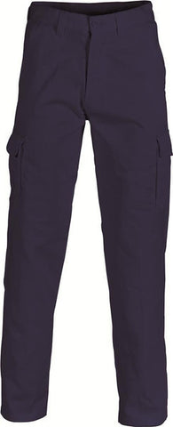 DNC Cotton Drill Cargo Pants 2nd (1 colour) (3312)