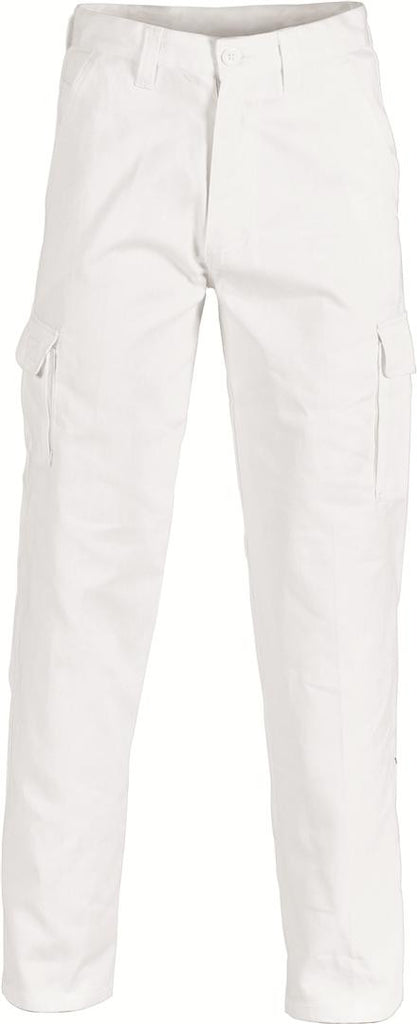 DNC Cotton Drill Cargo Pants 1st(4 Colour) (3312)