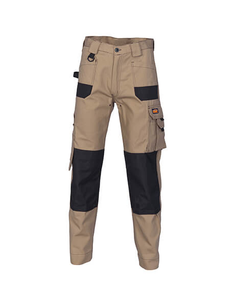 DNC Duratex Cotton Duck Weave Cargo Pants - Knee Pads Not Included (3335)