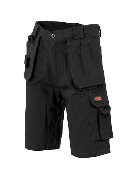 DNC Duratex Cotton Duck Weave Tradies Shorts (3336)