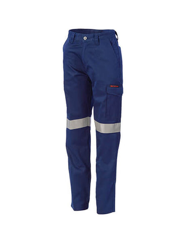 DNC Ladies Digga Cool-Breeze Cargo Taped Pants (3357)