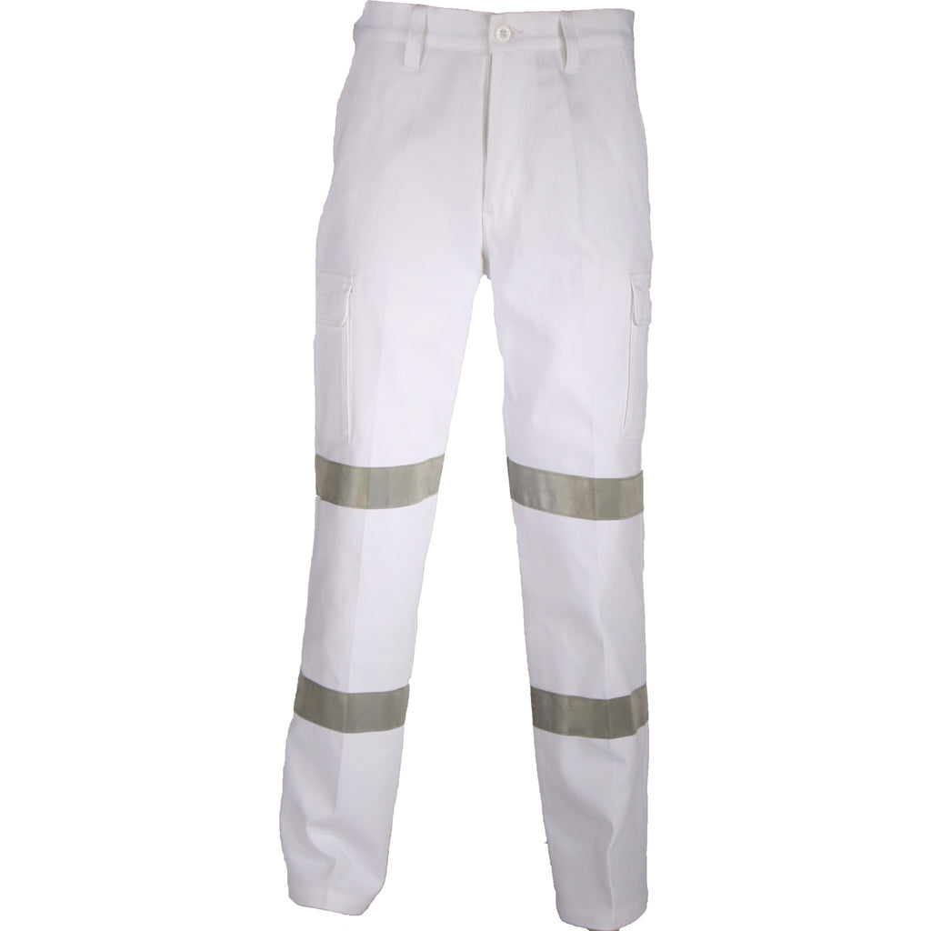 DNC Double Hoops Taped Cargo Pants (3361)