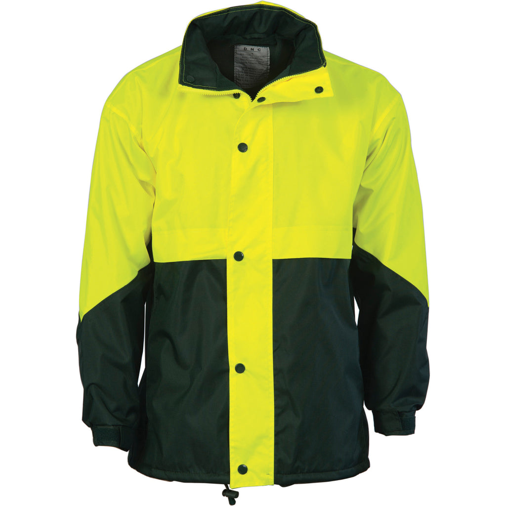 DNC HiVis Two Tone Classic Jacket (3866)