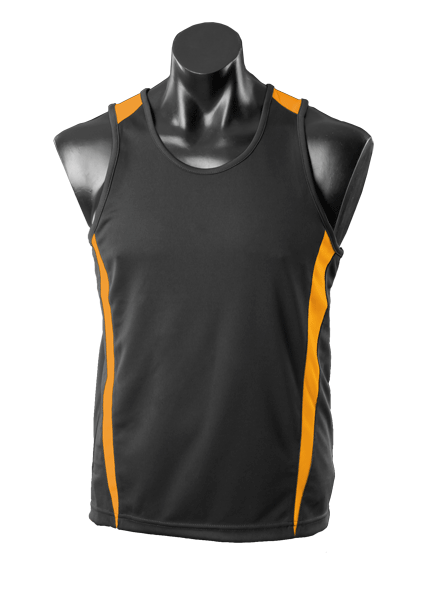 Aussie Pacific Eureka Kids Singlet 1st ( 12 Colour )-(3104)