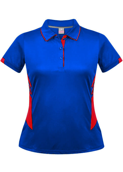 Aussie Pacific Lady Tasman Polo (2nd 8 colors)-(2311)