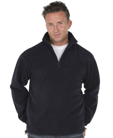 JB's Adults Half Zip Polar (3PH)
