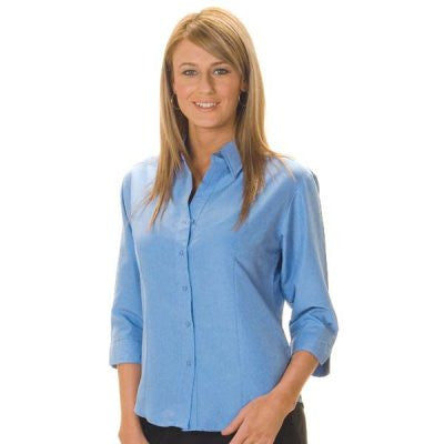 DNC Ladies Cool-Breathe 3/4 Sleeve Shirt (4238)