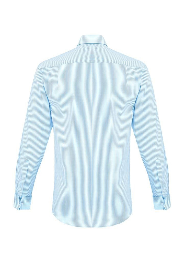Biz Corporates-Biz Corporate Vermont Mens Long Sleeve Shirt--Corporate Apparel Online - 4