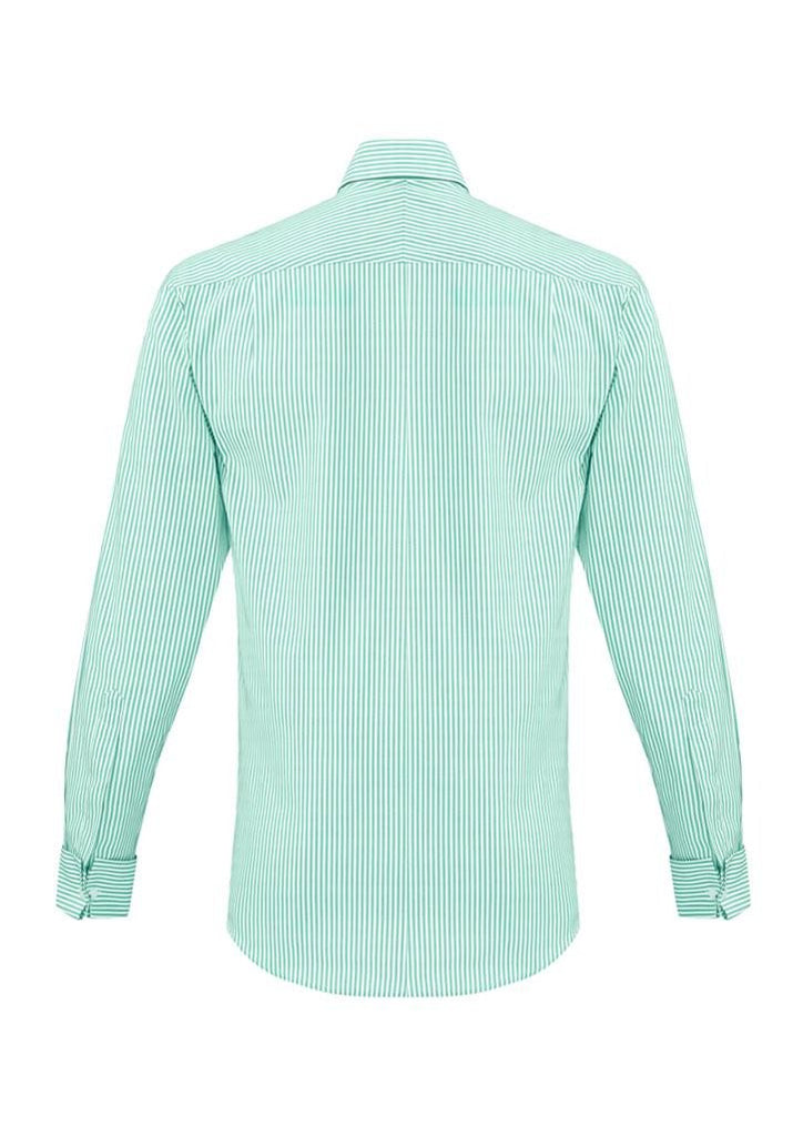 Biz Corporates-Biz Corporate Vermont Mens Long Sleeve Shirt--Corporate Apparel Online - 6