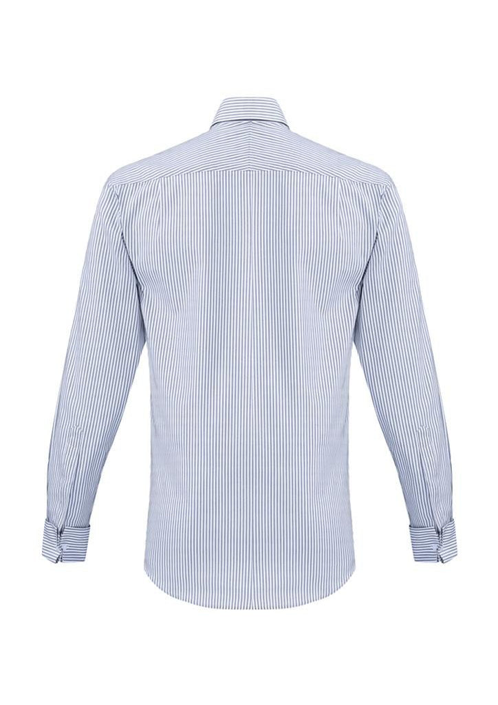 Biz Corporates-Biz Corporate Vermont Mens Long Sleeve Shirt--Corporate Apparel Online - 10