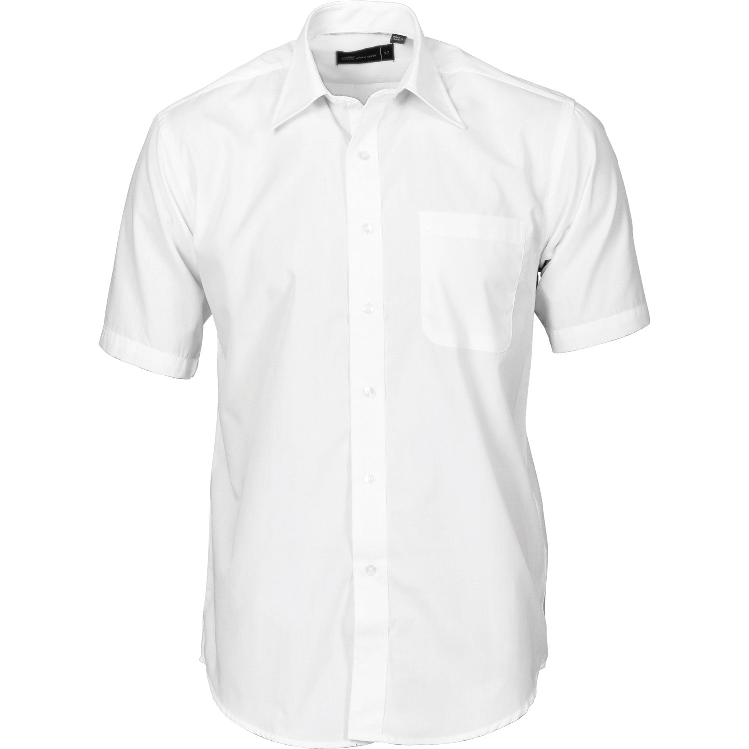 DNC Polyester Cotton S/S Business Shirt (4131)