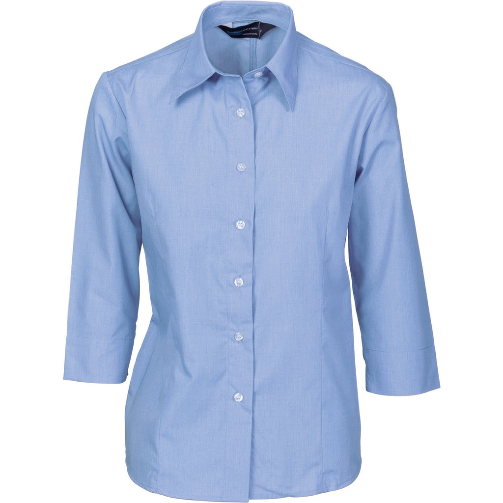 DNC Ladies Regular Collar, Blouse - 3/4 Sleeve (4213)
