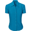 DNC Ladies Cool-Breathe S/S Shirt (4237)