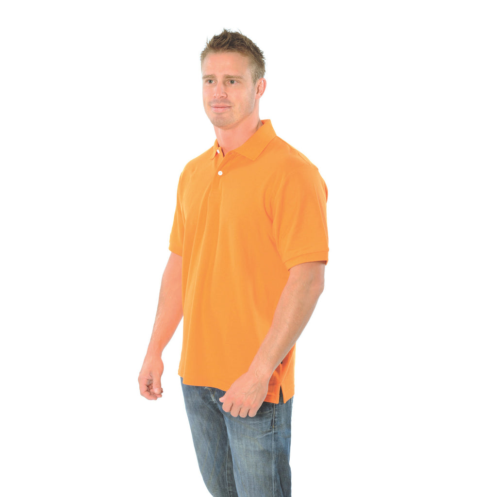 DNC Mens Cotton Rich New York Polo (5256)