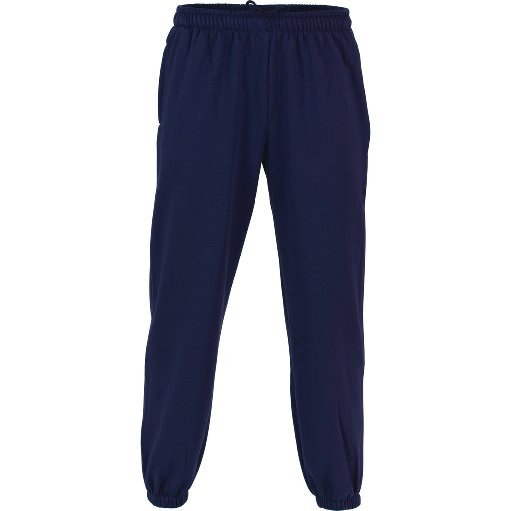 DNC Poly/Cotton Fleecy Track Pants (5401)