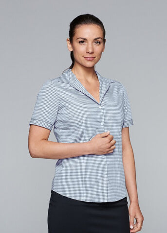 Aussie Pacific Epsom Lady Shirt Short Sleeve (2907S)