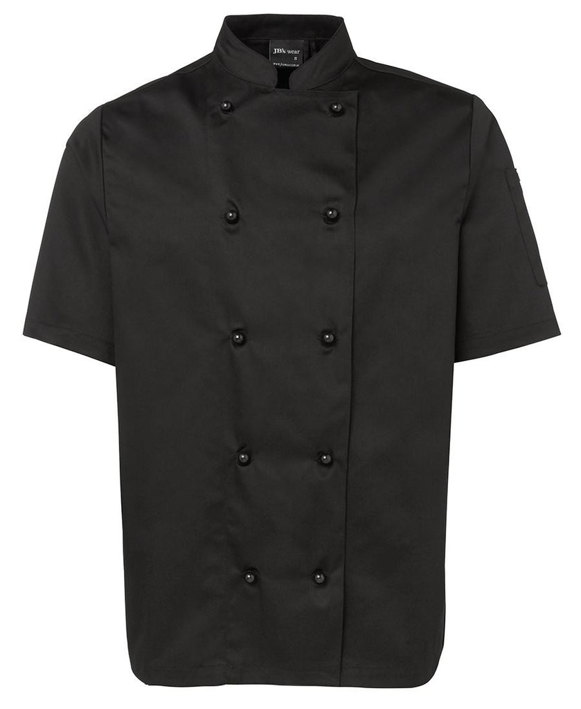 Jb's Unisex Short Sleeve Chef's Jacket (5CJ2)