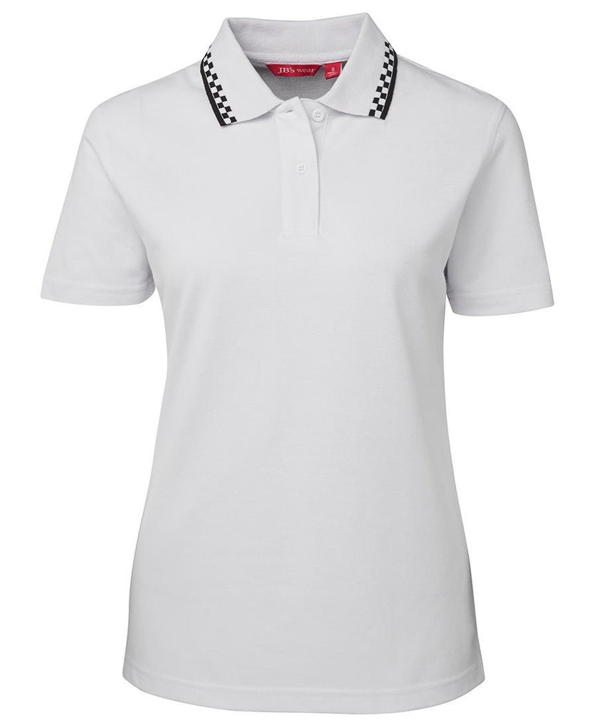 Jb's Ladies Chef's Polo (5LP)