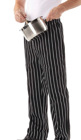 Jb's Striped Chef's Pant (5SP)