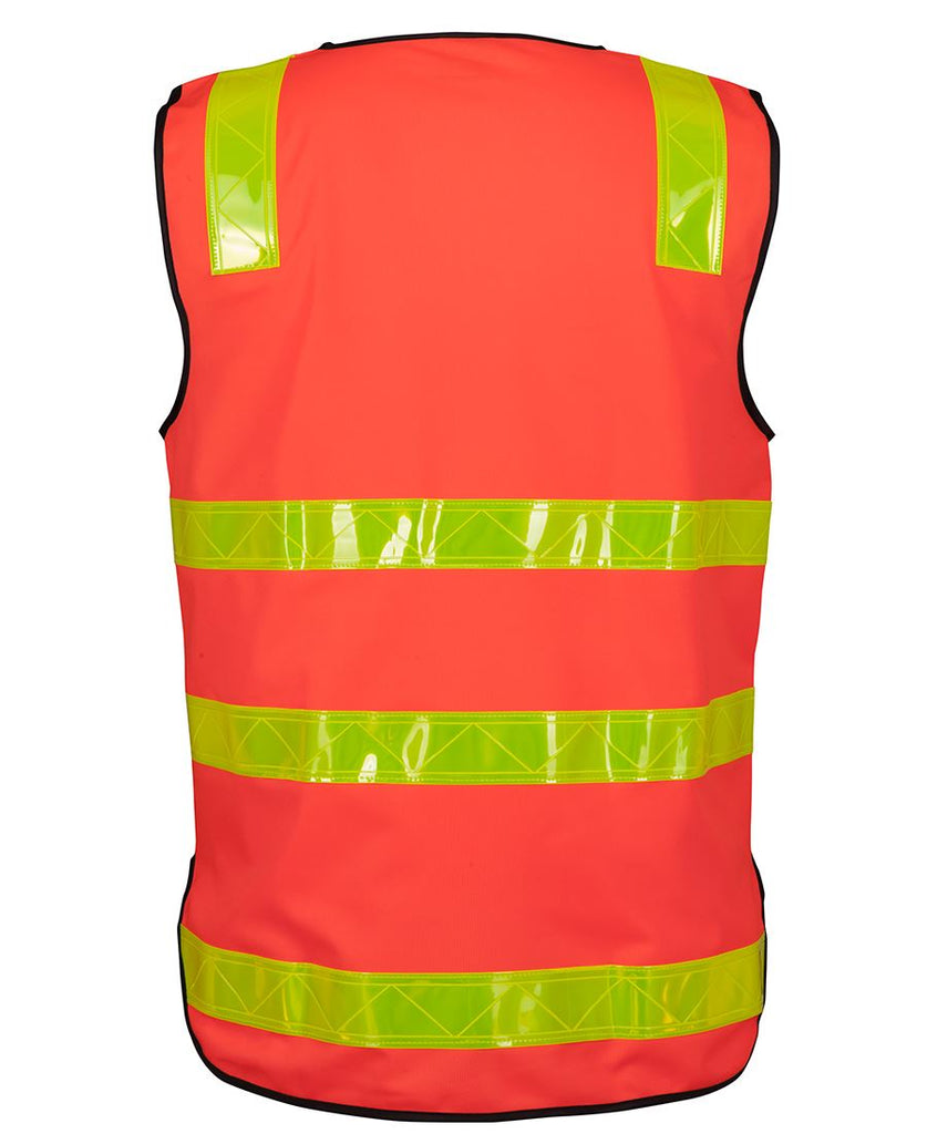 JB'S Vic Road (D+N) Safety Vest (6DVRV)