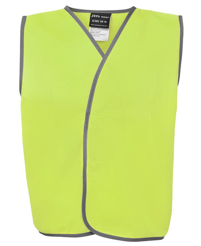 JB's Kids Hi Vis Safety Vest (6HVSU)