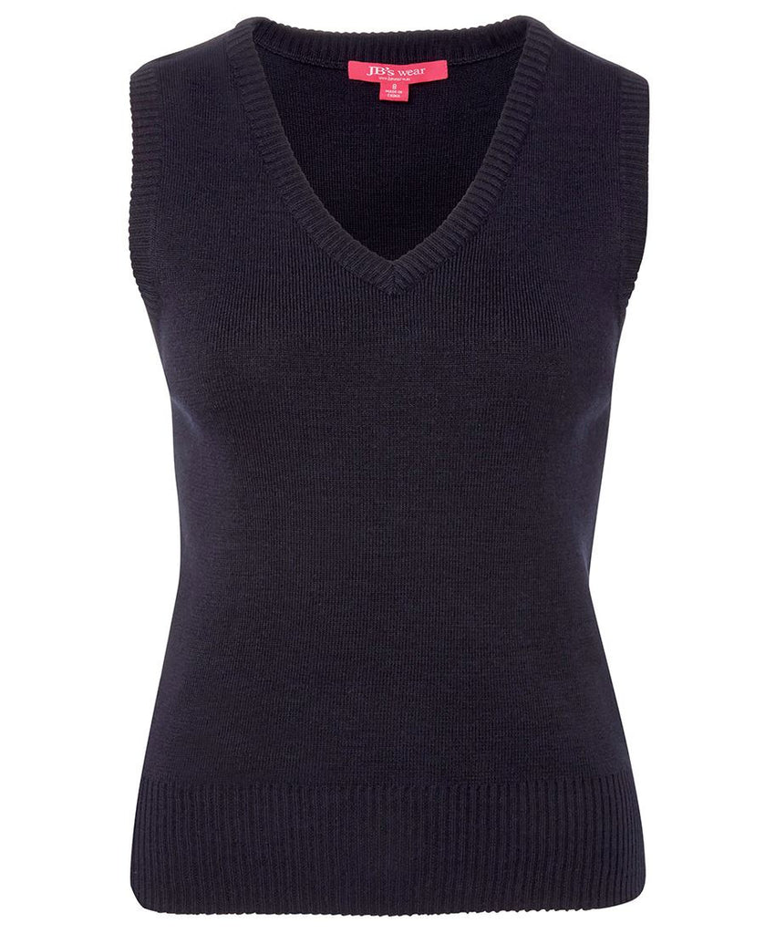 JB's Ladies Knitted Vest (6V1)
