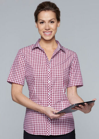 Aussie Pacific Brighton Lady Shirt Short Sleeve (2909S)