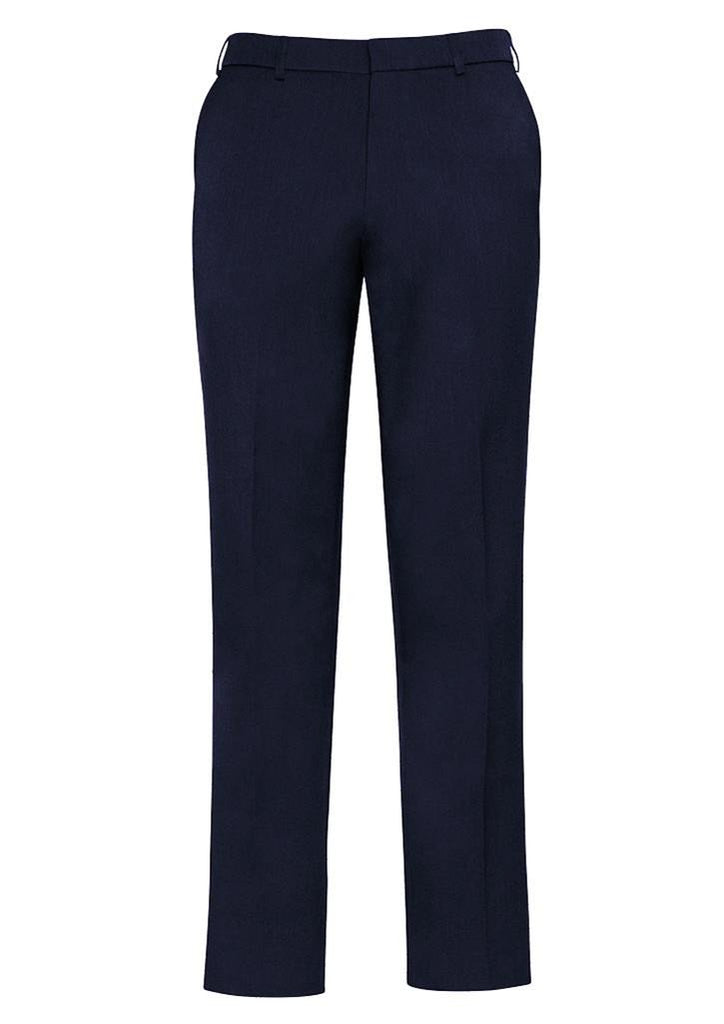 Biz Corporates-Biz Corporates Mens Adjustable Waist Pant Stout-Navy / 107S-Corporate Apparel Online - 6