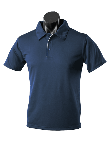 Aussie Pacific Yarra Mens Polo-(1302)