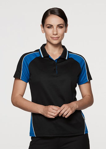 Aussie Pacific Panorama Ladies Polo 2nd (6 Colour)-(2309)