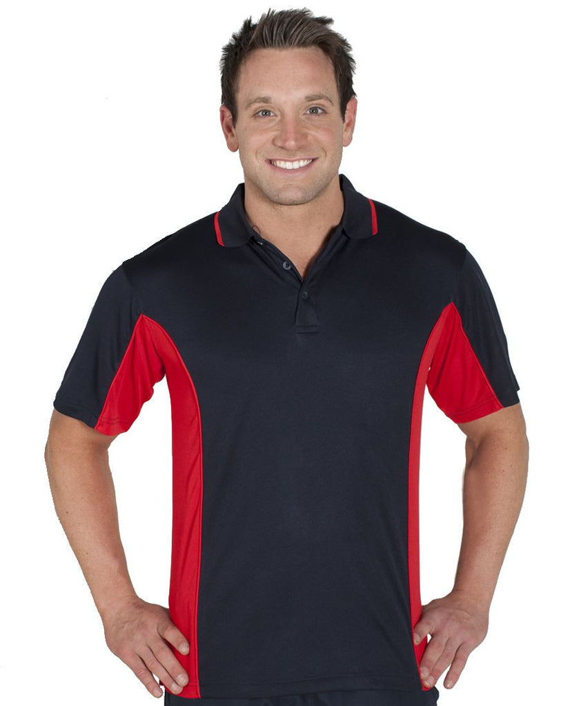Jb's Podium Contrast Polo Adults 1st(12 Colour) (7PP)