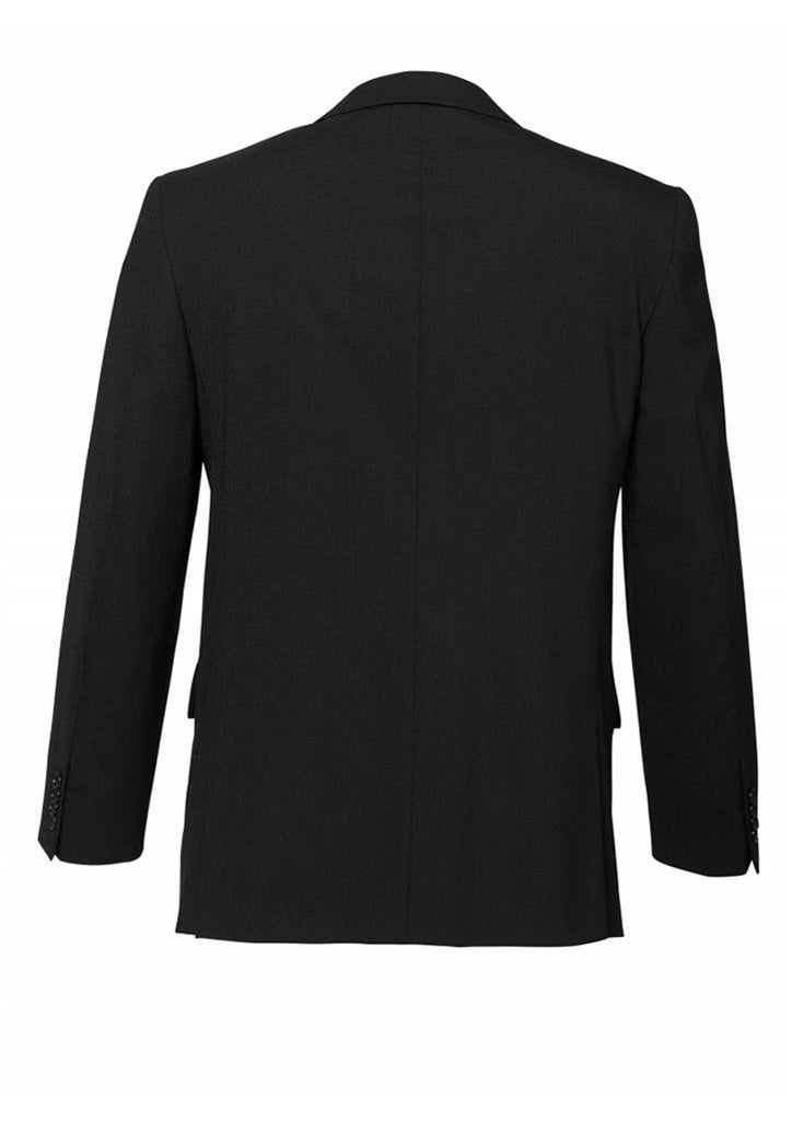 Biz Corporates-Biz Corporates Men's 2 Button Single Breasted Suit Jacket--Corporate Apparel Online - 3