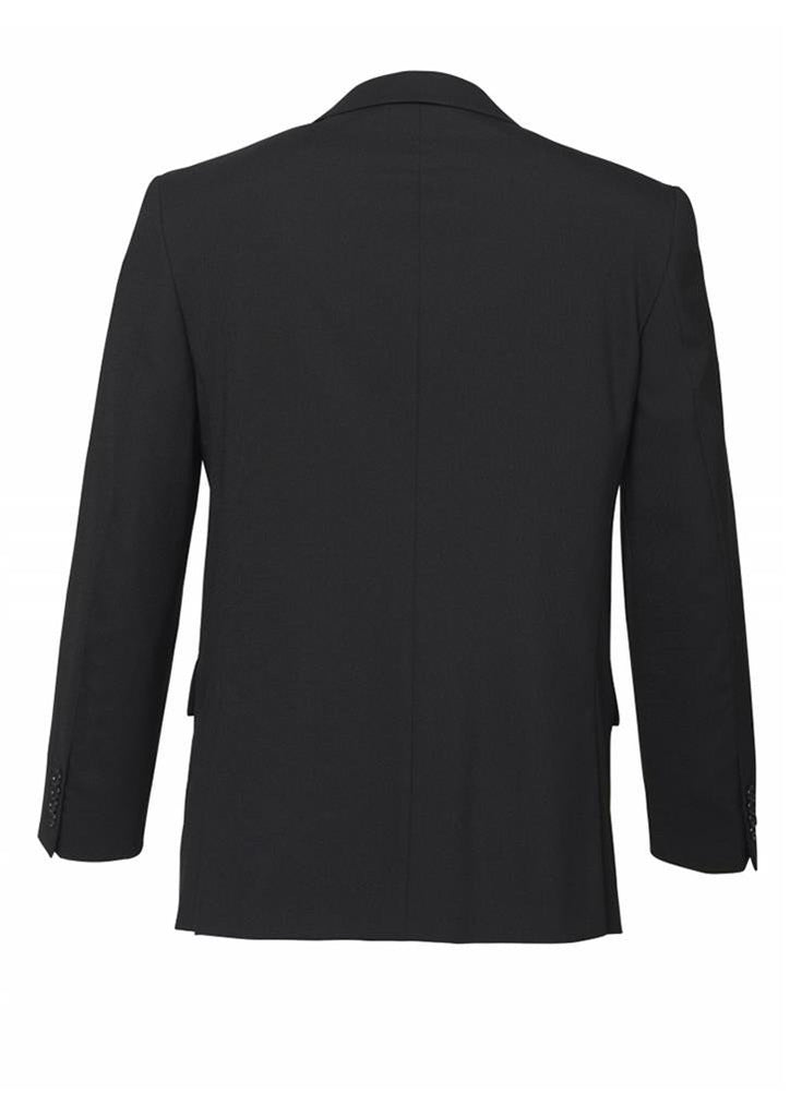 Biz Corporates-Biz Corporates Men's 2 Button Single Breasted Suit Jacket--Corporate Apparel Online - 5