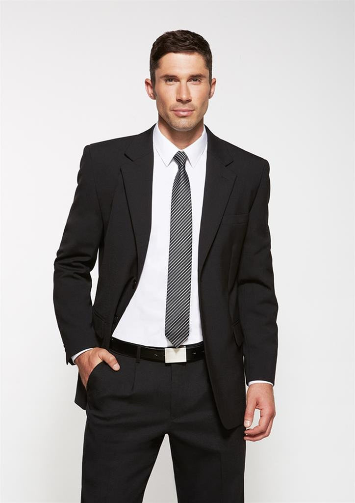 Biz Corporates-Biz Corporates Men's 2 Button Single Breasted Suit Jacket--Corporate Apparel Online - 1