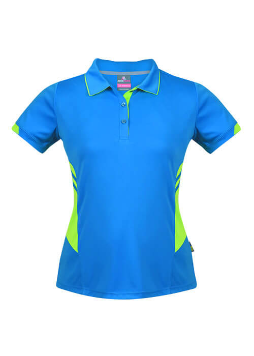 Aussie Pacific Lady Tasman Polo (3rd 8 colors)-(2311)