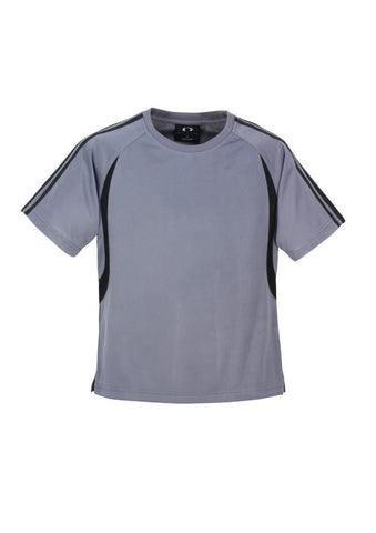 Biz Collection Mens Flash Tee 2nd ( 6 Colours ) (T3110)